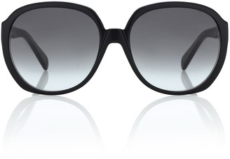 Celine Oversized round sunglasses