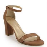 Stuart Weitzman Nearly Nude - Ankle Strap Sandal