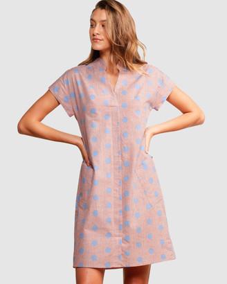 SACHA DRAKE - Women's Pink Dresses - Mooloolaba Dress - Size One Size, 12 at The Iconic