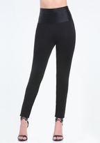Bebe Satiny High Rise Leggings