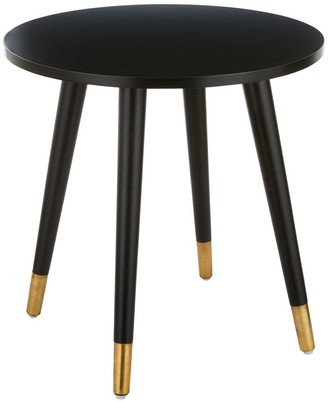 Ideal Home Teddy Side Table - Black