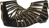 Balmain Pierre 6M5A30 80715 V001 (Black/Gold) - Footwear