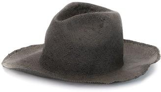 REINHARD PLANK Boncia fedora hat