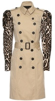 Burberry Cotton Trench Coat