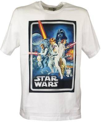 Etro Star Wars T-shirt White