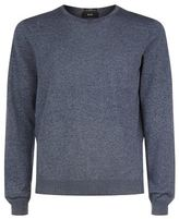 Boss Slim Fit Cotton Jumper