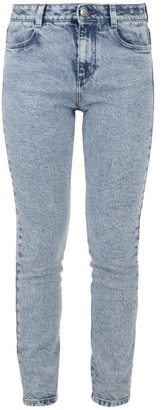 Stella McCartney Washed Skinny Jeans