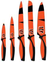 Cincinnati Bengals 5-Piece Cutlery Knife Set