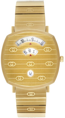 Gucci Gold Grip Watch