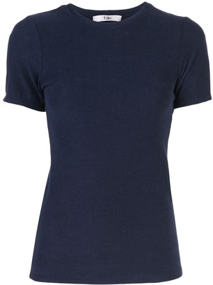 Tibi terry baby T-shirt