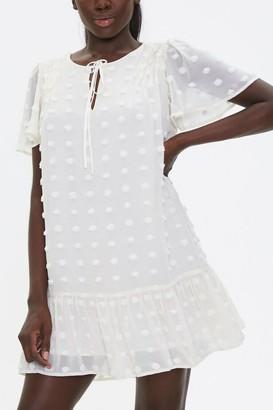 Forever 21 Polka Dot Mini Dress