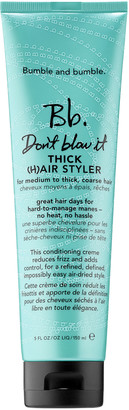 Bumble and Bumble Bb. Dont Blow It Thick (H)air Styler