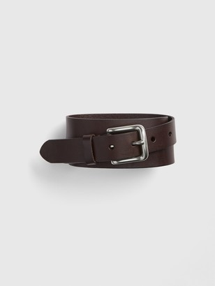 Gap Khaki Leather Belt