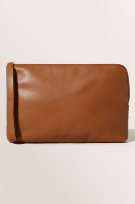 Seed Heritage Large Leather Pouch