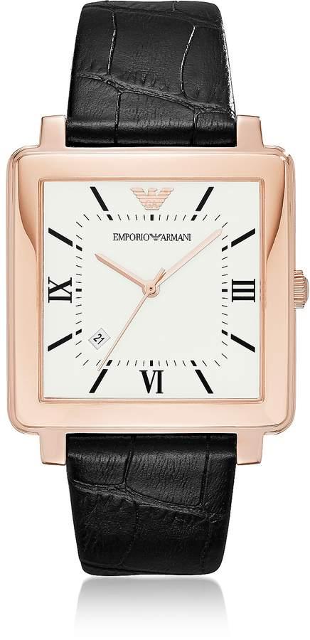 Emporio Armani AR11075 Modern square Men's Watch