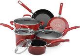 Rachael Ray Porcelain II 10 Piece Cookware Set