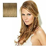Pop Beauty Put On Pieces Clip-in Long Braid Golden Wheat