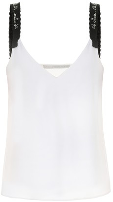 Stella McCartney Exclusive to Mytheresa Cady camisole