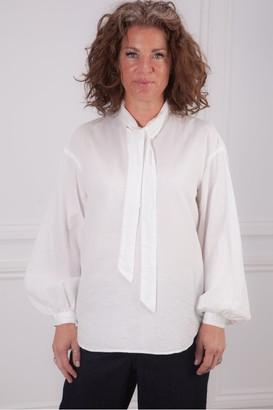 Hartford Charline Tie Neck Shirt - 6
