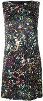 M Missoni splatter print shift dress