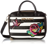 Betsey Johnson Belle Rose Lunch Tote