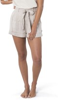 Rip Curl The Nomadic Belted High Waist Shorts