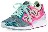 Puma x Sophia Webster Pearl Cage Graphic Knit Trainer Sneaker, Multi