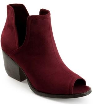 Journee Collection Women's Jordyn Bootie Women's Shoes