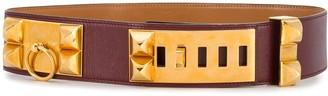 Hermes pre-owned Medor 72 belt