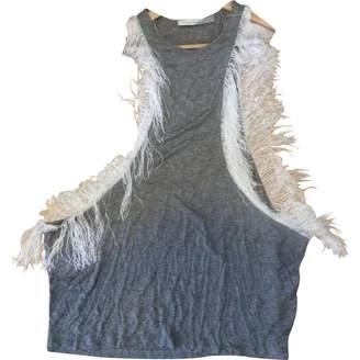 Felipe Oliveira Baptista \N Grey Dress for Women