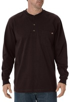 Dickies Big & Tall Heavyweight Henley
