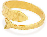 Alex and Ani Fish Ring Wrap