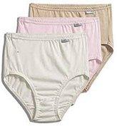 Jockey Women's Underwear Elance Brief - 3 Pack
