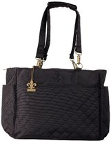 Kalencom Quilted Tote, Black by