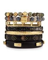 Ashley Pittman Mtindo Seven-Piece Bracelet Set