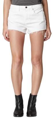 Blank NYC BLANKNYC Denim Great White Cutoff Denim Shorts