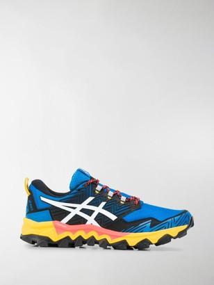 Asics Colour-Block Trainers