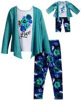 Dollie & Me Girls 4-14 Knit Cardigan