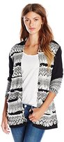 Nanette Lepore Women's The Canyon Cardi
