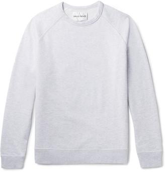 Melange Home Salle Privée Cole Loopback Cotton-Jersey Sweatshirt