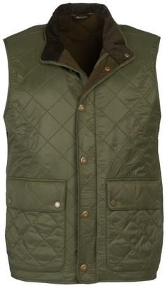 Barbour Essentials Polar Fleece Rosemount Quilted Vest