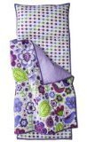 Bacati Botanical Purple Nap Mat