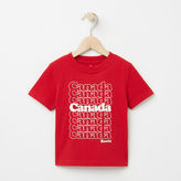 Roots Toddler Canada Stack Glow T-shirt