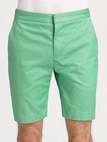 Richard Chai Heavy Twill Shorts