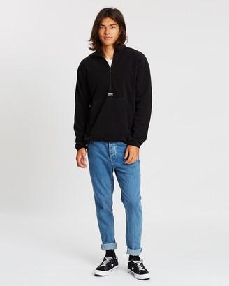 Volcom Atavic Quarter-Zip Sweater