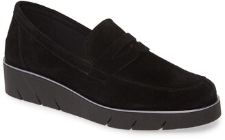 The Flexx Harrow Wedge Loafer