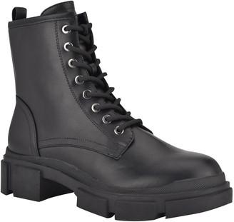 Nine West Arde Combat Boot