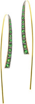 Hudson Jan Logan 9ct Tsavorite Earrings
