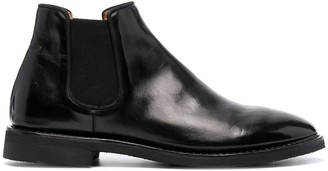 Alberto Fasciani Chelsea Ankle Boots