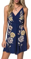 O'Neill Women's Shawnie Floral Print Woven Dress
